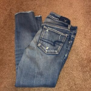 American Eagle Outfitters Jeans - Super cute jeggings crop